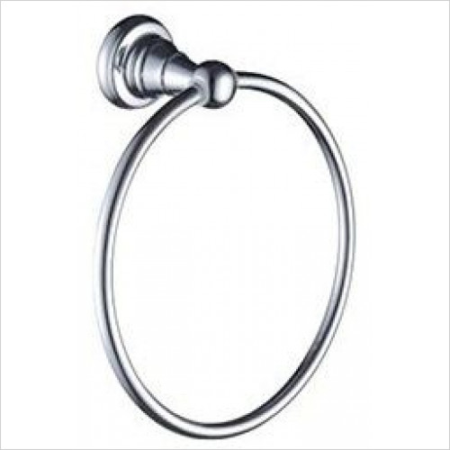 Heritage Accessories - Holborn Towel Ring