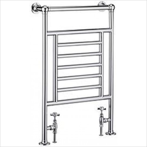Heritage Heating - Winchester Heated Towel Rail