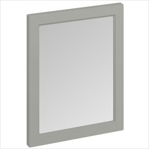Burlington - 600 Framed Mirror (Without LED Lighting)