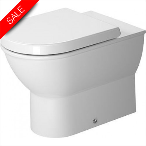 Duravit Toilets - Darling New Toilet Floorstanding 570mm Back To Wall Washdow