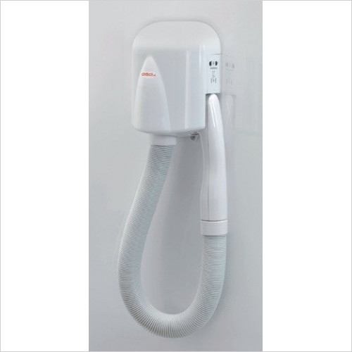 Bathroom Origins - Gedy Scirocco Hair Dryer