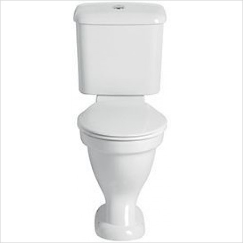 Heritage Toilets - Belmonte Comfort Height Close Coupled Pan