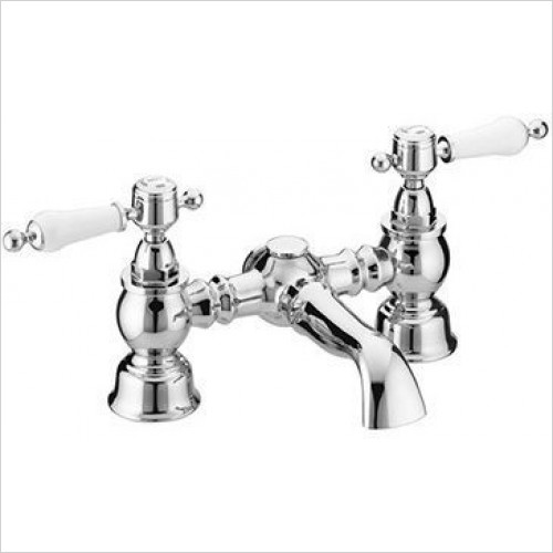 Heritage Taps - Glastonbury Bath Filler