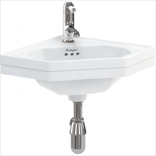 Burlington - Corner Basin 43cm 1TH