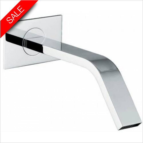 Abode - Square Wall Mounted Bath Spout