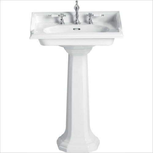 Heritage Basins - Dorchester Square Pedestal