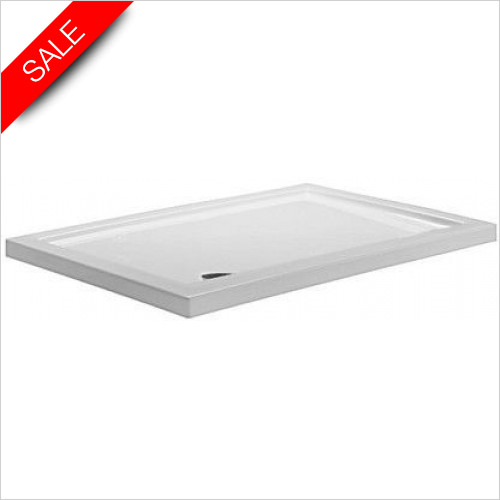 Simpsons Shower Trays - Rectangular Tray 1100x800x35mm
