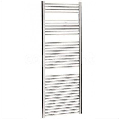 Bauhaus - Design T Straight Panel Towel Warmer 600 x 1700mm