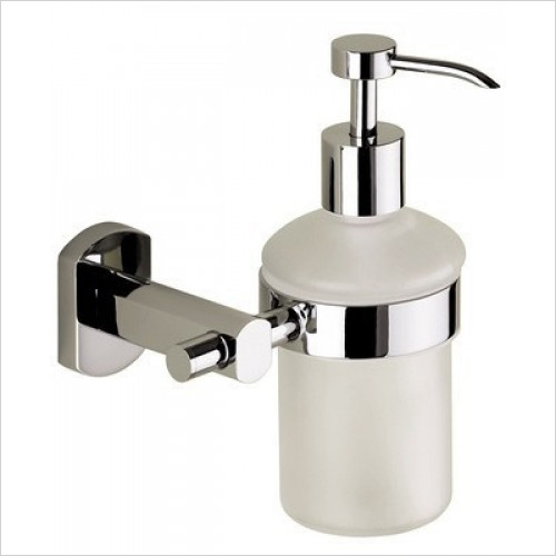 Bathroom Origins - Gedy Edera Soap Dispenser