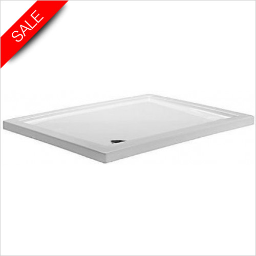 Simpsons Shower Trays - Rectangular Tray 1100x900x35mm