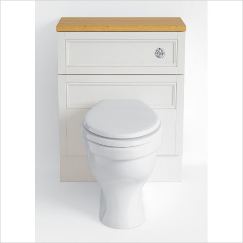 Heritage Furniture - Caversham WC Unit 640mm