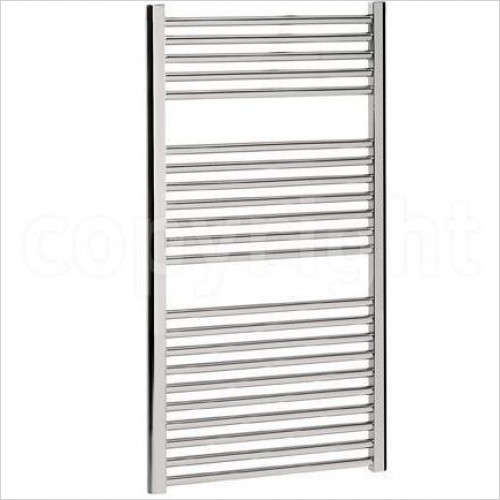 Bauhaus - Design T Straight Panel Towel Warmer 500 x 1110mm