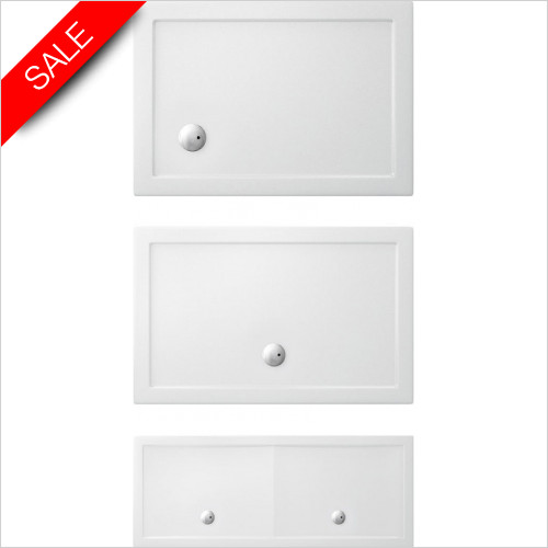 Simpsons Shower Trays - Rectangular Tray 1700x700x35mm