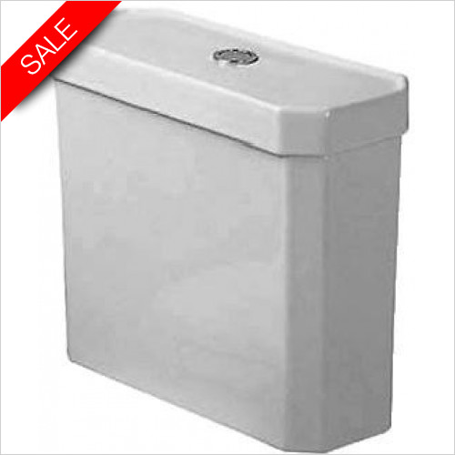Duravit - 1930 Series Cistern With Dual Flush
