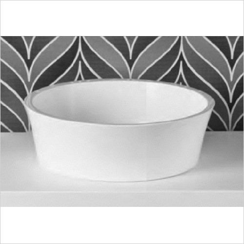 BC Designs - Delicata Thinn Basin Ø450mm