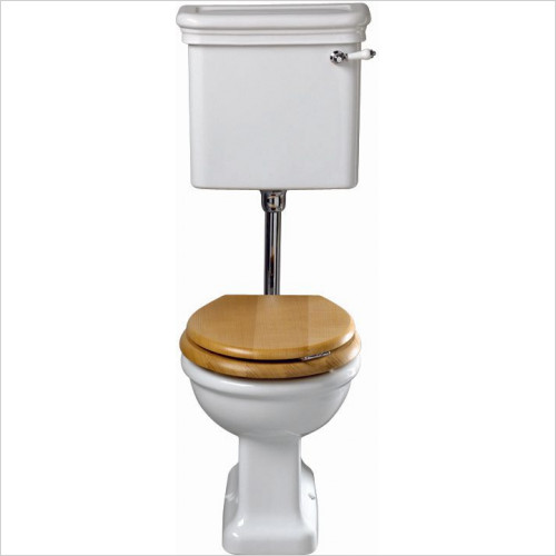 Imperial Bathroom Toilets - Etoile Pan Only
