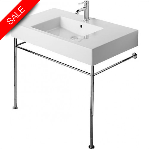 Duravit - Vero Metal Console Height Adjustable