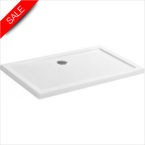 Simpsons Shower Trays - Rectangular Tray 1400x800x35mm