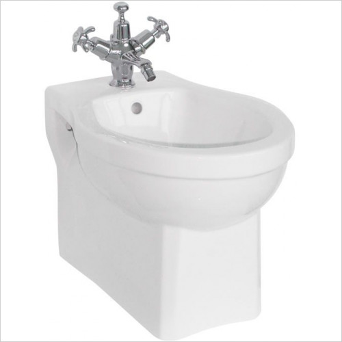 Burlington - Wall Hung Bidet