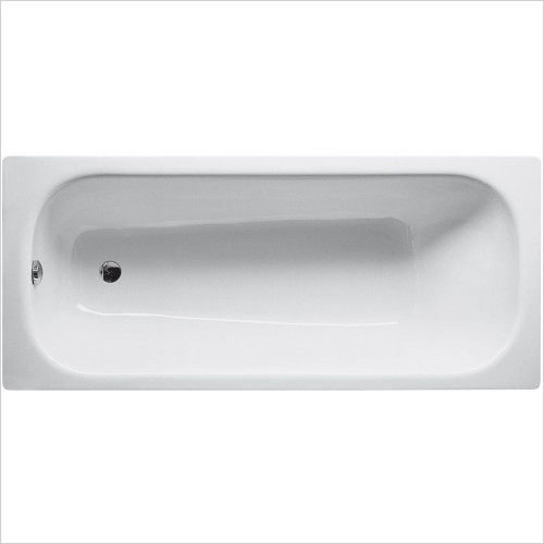 Bette - Classic Bath 170 x 75 x 45cm 2TH, Twin Grips