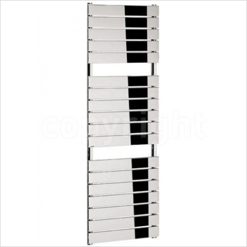 Bauhaus - Elite T Straight Panel Towel Warmer 500 x 1510mm