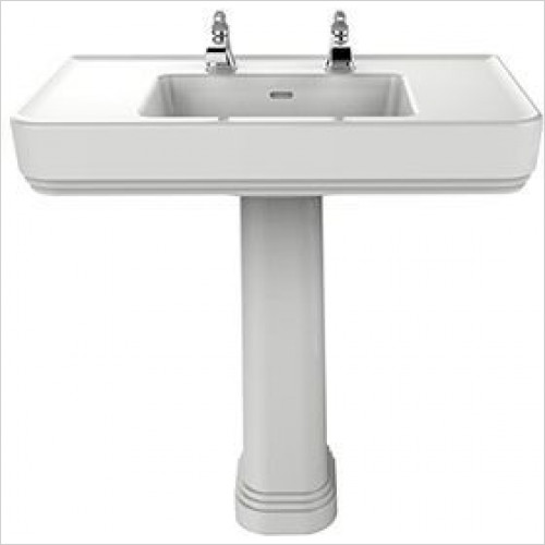 Heritage Basins - Wynwood 800mm Basin 3TH