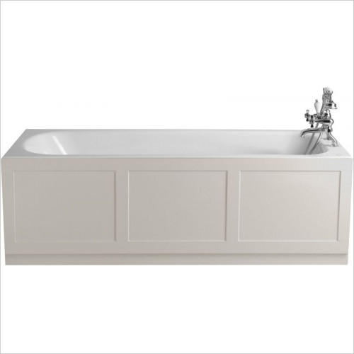 Heritage Baths - Sutherland 1700 x 750mm Cast Iron Bath 2TH