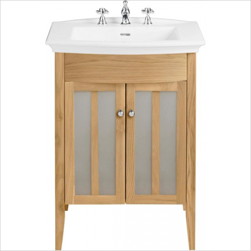 Heritage Furniture - Hidcote Vanity For Blenheim Basin
