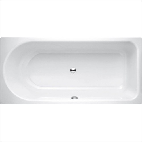 Bette - Ocean Bath 180 x 80 x 45cm NTH Fe Right / Overflow Front