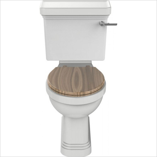 Heritage Toilets - Wynwood Comfort Height Close Coupled Pan