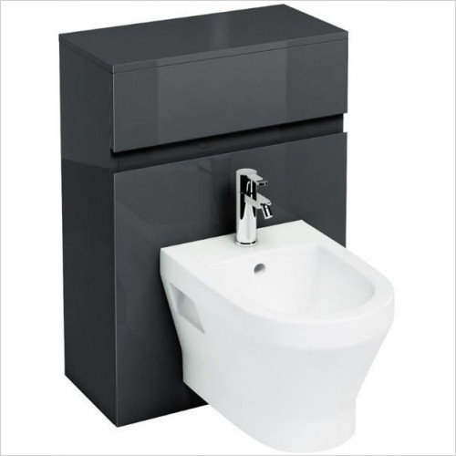 Aqua Cabinets - Wall Hung Bidet Unit 600mm