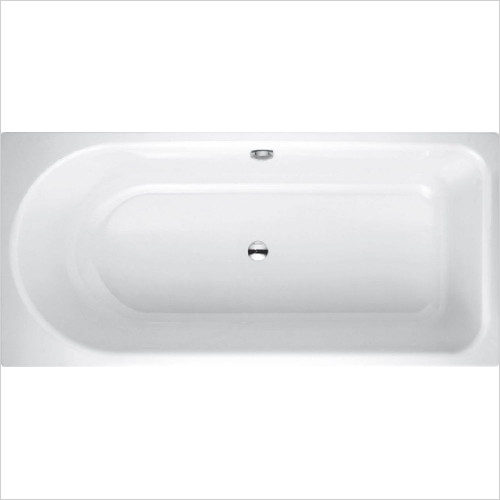Bette - Ocean Bath 180 x 80 x 45cm NTH Fe Right / Overflow Rear