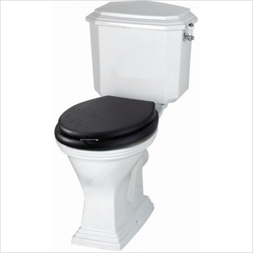 Imperial Bathroom Toilets - Astoria Deco Pan Only