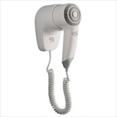 Bathroom Origins - Gedy Zefiro Hair Dryer 1200W