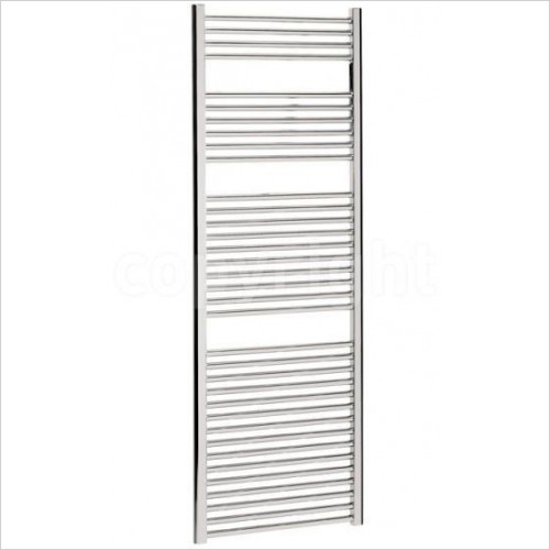 Bauhaus - Design T Straight Panel Towel Warmer 500 x 1700mm