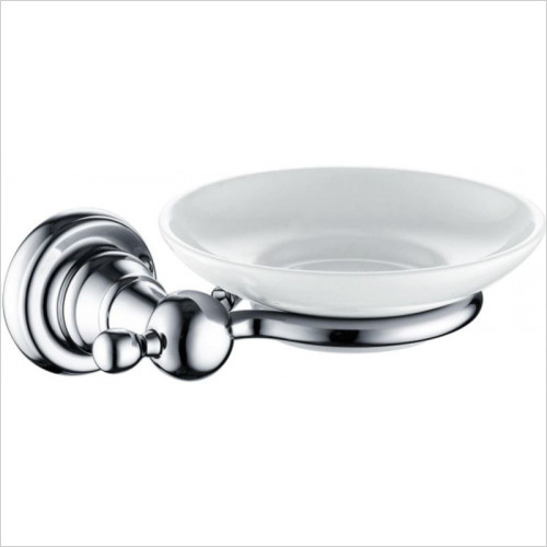 Heritage Accessories - Holborn Soap Dish
