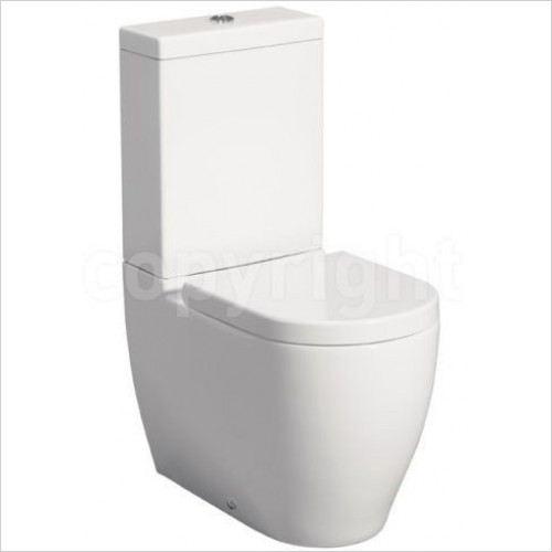 Bauhaus - Stream C II Wall Hung WC Pan