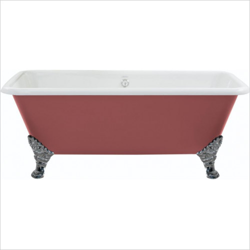 Heritage Baths - Dorset Cast Iron Bath 0TH