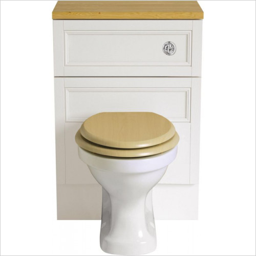 Heritage Toilets - Rhyland Back To Wall WC Pan