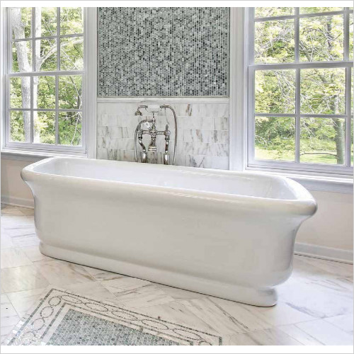 BC Designs - Senator Freestanding Bath 1804 x 850mm