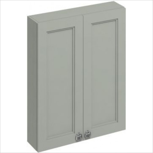 Burlington - 600 Double Door Wall Unit