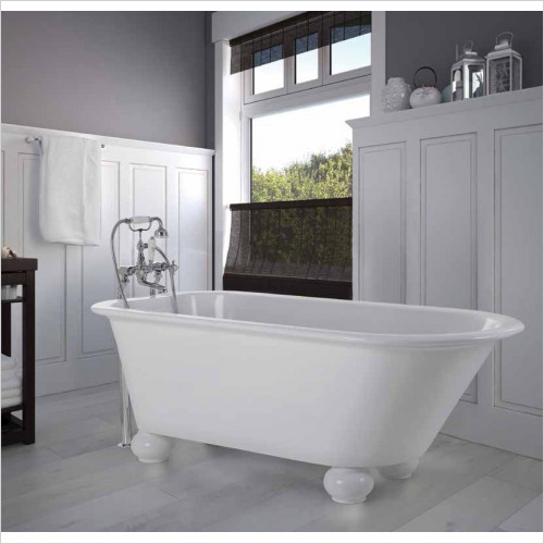 BC Designs - Fitzroy Freestanding Bath 1715 x 820mm