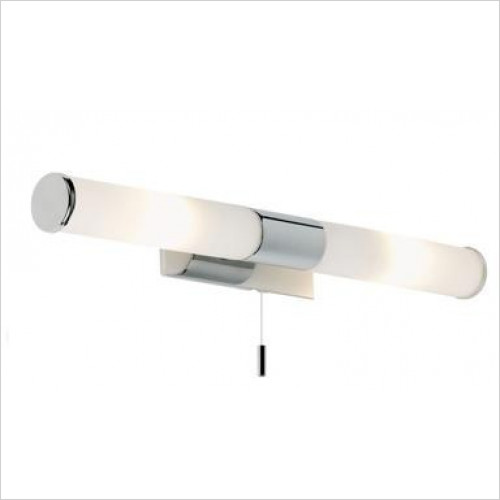 Bathroom Origins - Bathroom Origins Romford Bathroom Twin Wall Light
