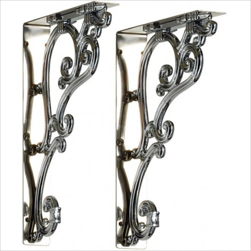 Burlington - Medium Ornate Brackets