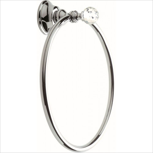 Imperial Bathroom Accessories - Pimlico Wall Mounted Towel Ring
