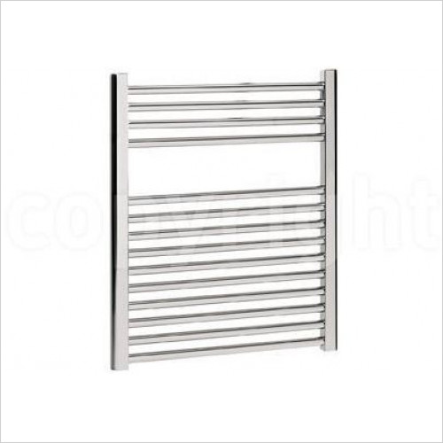 Bauhaus - Design T Straight Panel Towel Warmer 500 x 690mm