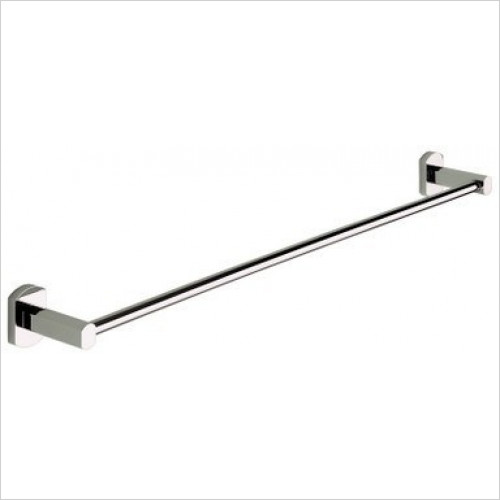 Bathroom Origins - Gedy Edera Towel Rail 59cm