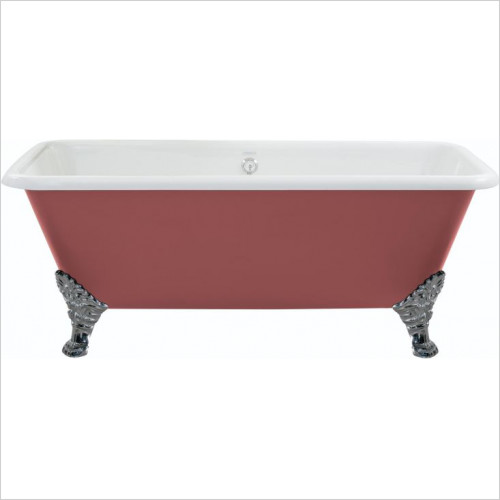 Heritage Baths - Dorset Cast Iron Bath 2TH
