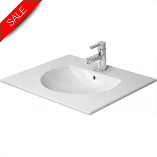 Duravit Basins - Darling New Furniture Washbasin 630mm 1TH