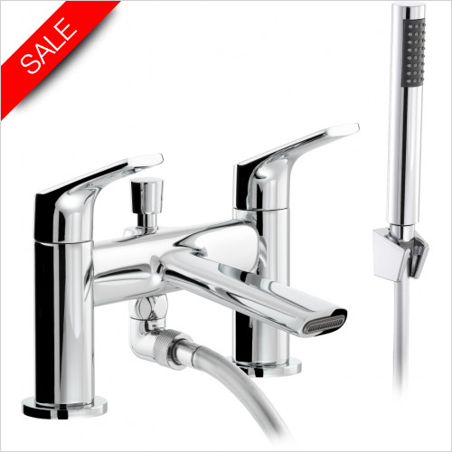 Abode - Squire Deck Mounted Shower Mixer